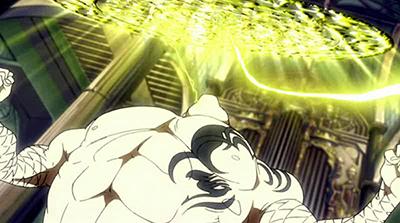 Fairy Tail Dragon Slayer Laxus