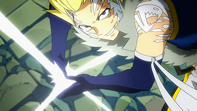 Fairy Tail Dragon Slayer Sting