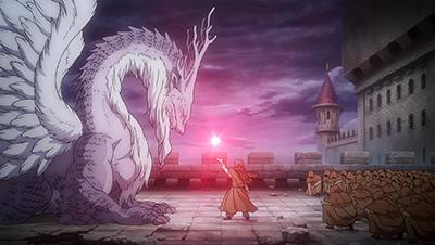 Fairy Tail Dragon Slayer Magic