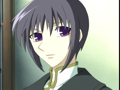 Fruits Basket Yuki