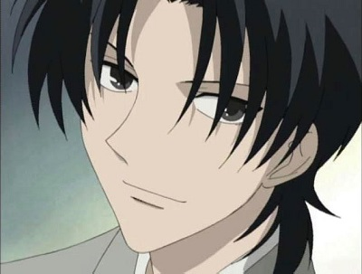 Fruits Basket Shigure