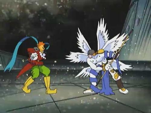Digimon Adventure_Piemon vs Angemon (Patamon)