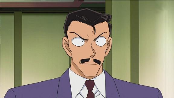 Detective Conan Kogoro Mouri