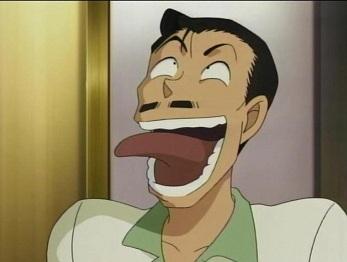 Detective Conan Kogoro Mouri 3
