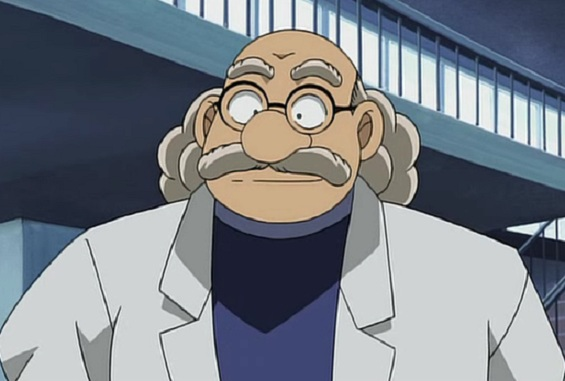 Detective Conan Professor Agasa