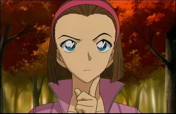 Detective Conan Sonoko Suzuki