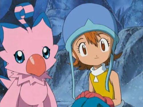 Digimon Adventure_Sora Takenouchi, Biyomon