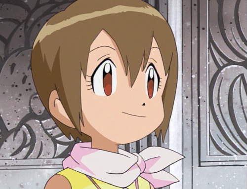 Digimon Adventure_Hikari Yagami
