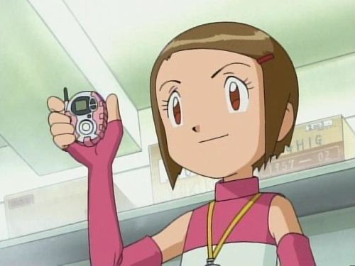 Digimon Adventure 02_Hikari Yagami