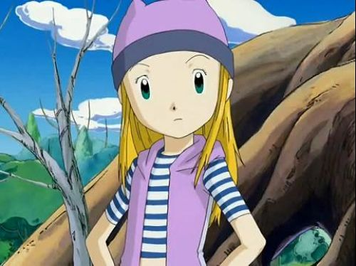Digimon Frontier_Izumi Orimoto