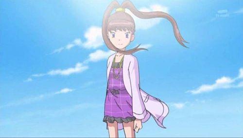 Digimon Xros Wars_Nene Amano