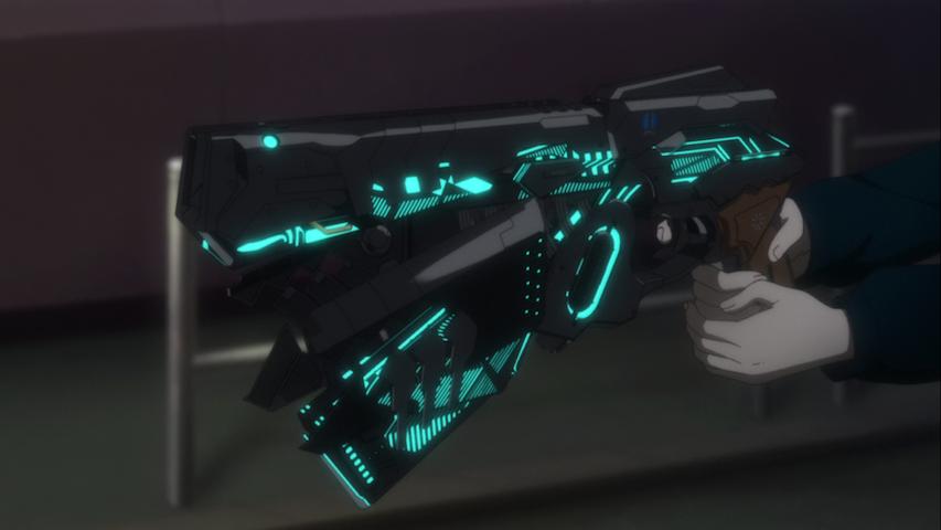 Psycho-Pass Lethal Eliminator