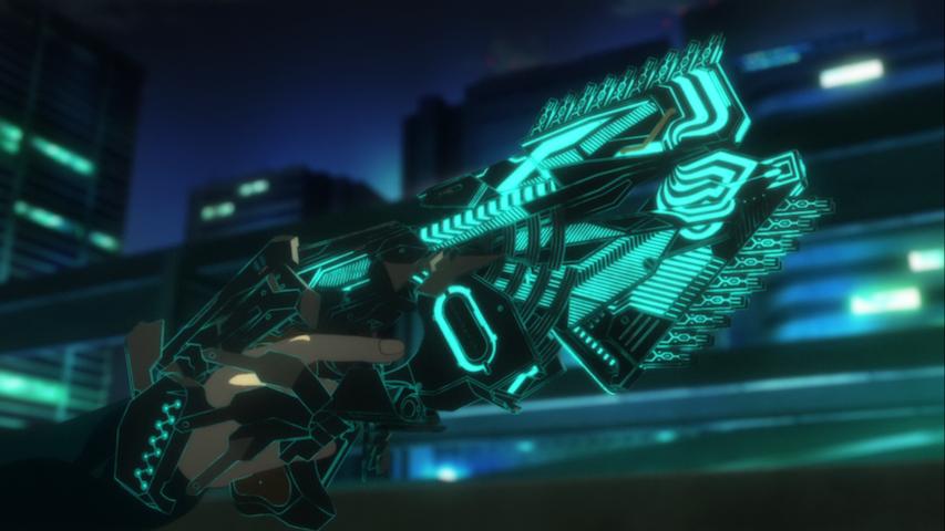 Psycho-Pass Destroy Decomposer