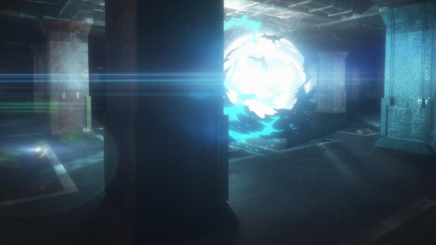 Psycho-Pass Explosive Destroy Decomposer