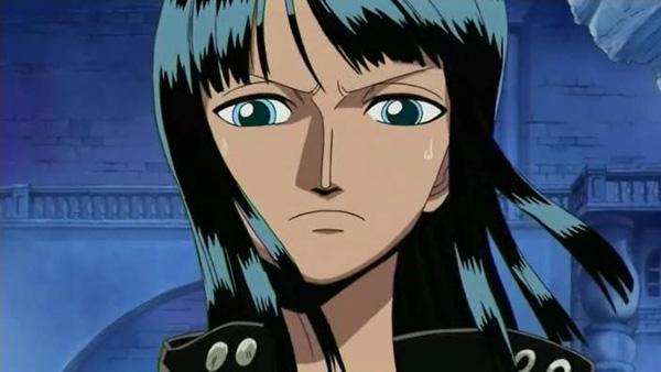 Robin Nico - One Piece