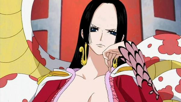 Hancock Boa - One Piece