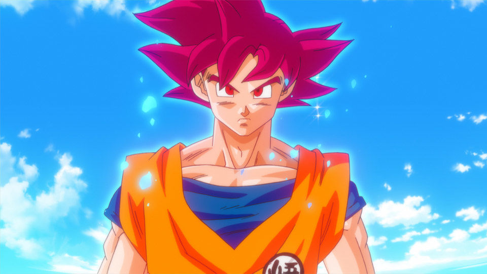 Dragon Ball Super god