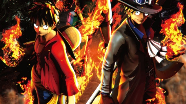 Burning Blood one piece video game