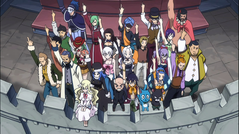 Want to Join Fairy Tail?