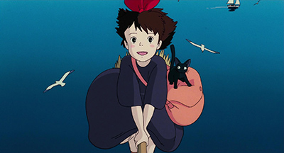 Kiki's Delivery Service Kiki we can fly