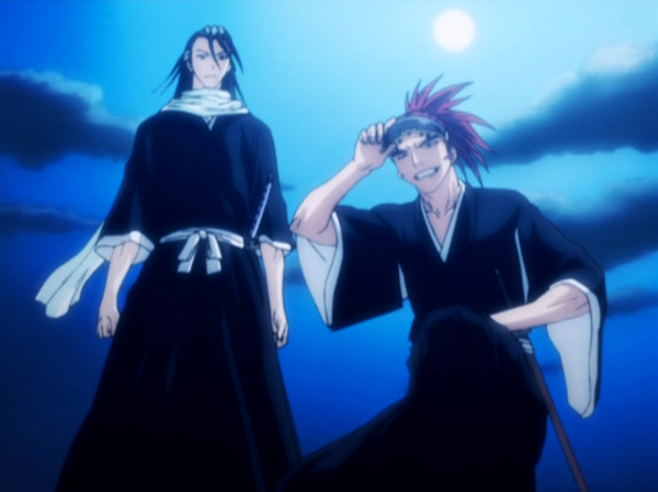 Two New Rivals Bleach