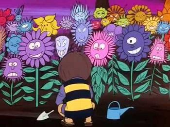 Kitaro vs Flowers