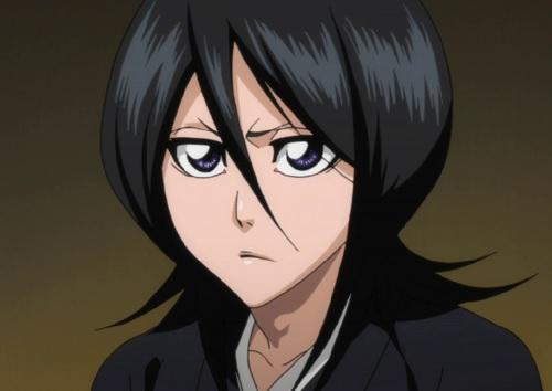 Bleach Rukia Kuchiki IchiRuki