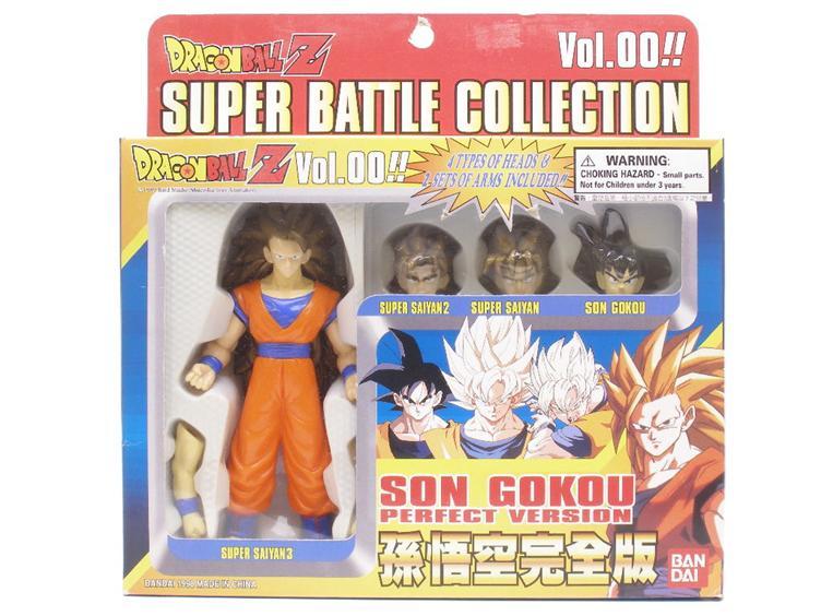 Dragon Ball Z Action Figures Son Gokuu