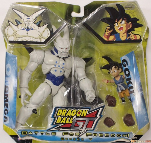 Dragon Ball Z Action Figures Omega Shenron