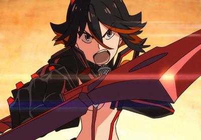 Kill la Kill, Ryuko Matoi