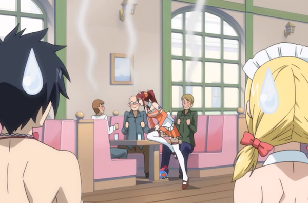Fairy Tail Erza 3