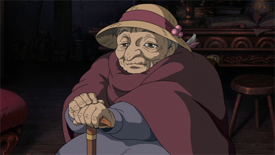 Quotes - Howl's Moving Castle - Sophie Hatter