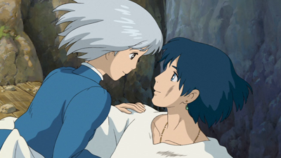 Quotes - Howl's Moving Castle - Sophie Hatter and Howl