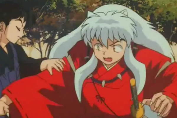 10 Extremely Funny Scenes From Inuyasha Myanimelist Net