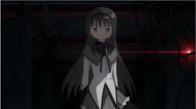 Madoka Magica Homura 1