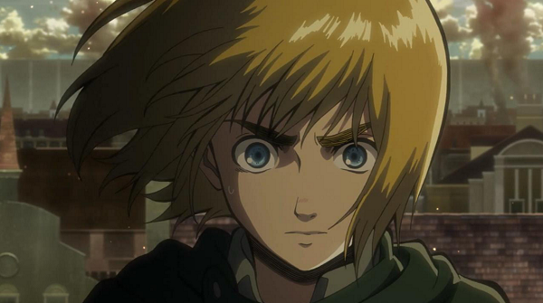 Shingeki no Kyojin Armin Arlert Cute