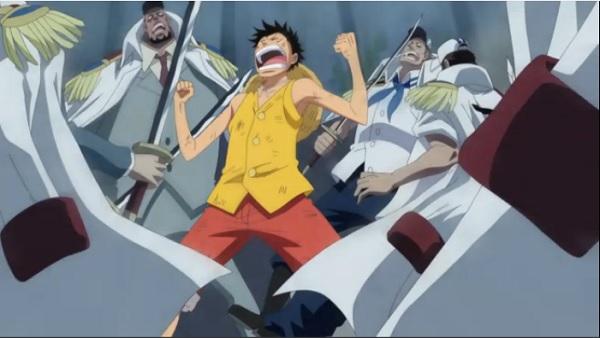 One Piece Haki