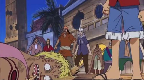 One Piece Bellamy