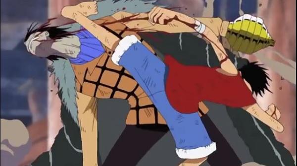 One Piece Crocodile