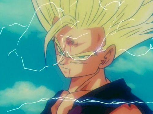 Dragon Ball Z Super Saiyan 2 Gohan