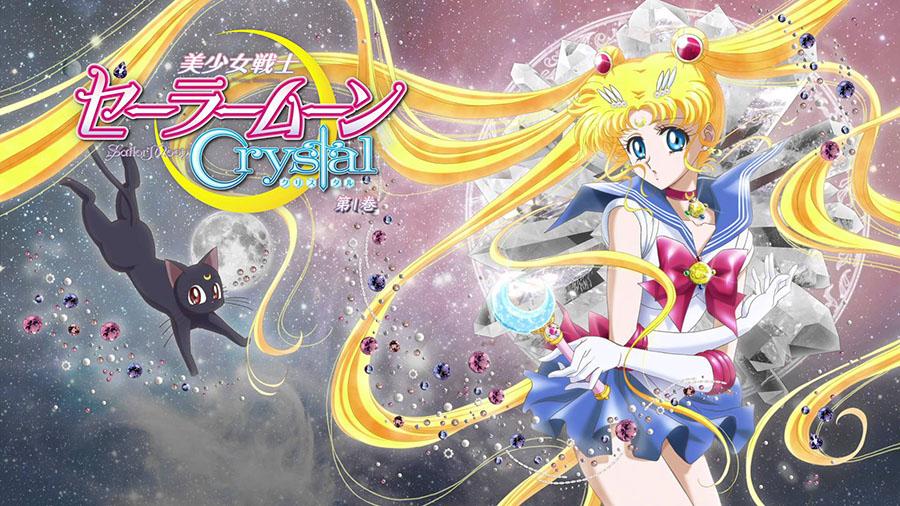 Sailor Moon Crystal, Title, Luna, Sailor Moon