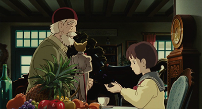 Mimi wo Sumaseba Whisper of the Heart Shirou Nishi