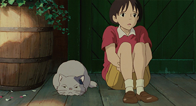 Mimi wo Sumaseba Whisper of the Heart Shizuku Tsukishima