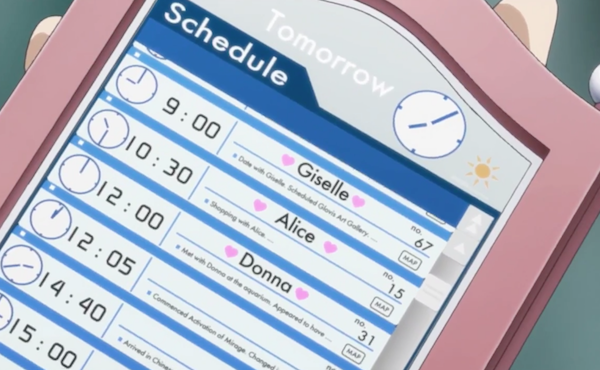 Code Geass Date Schedule