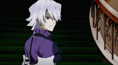 Pandora Hearts: Xerxes Break