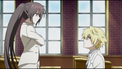 Pandora Hearts: Oz Vessalius and Alice