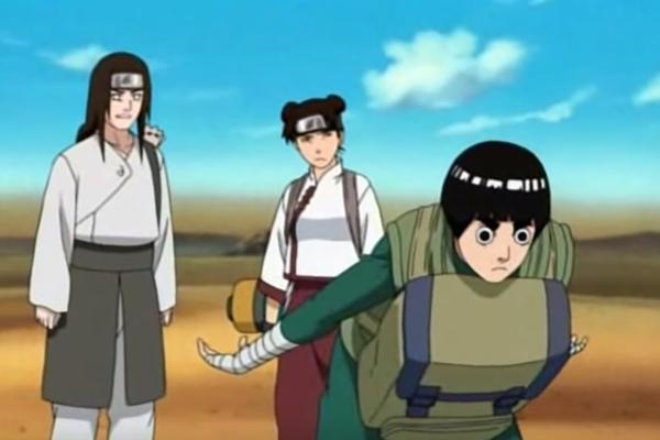 Naruto, Hyuuga Neji