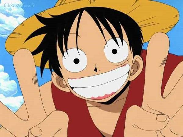 Happy Anime One Piece