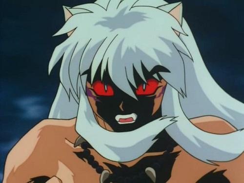 InuYasha Half-demon