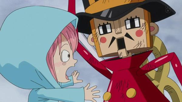 Rebecca & Kyros - One Piece sad moments